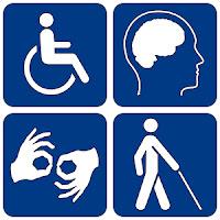 persoane cu dizabilitati, afectiuni