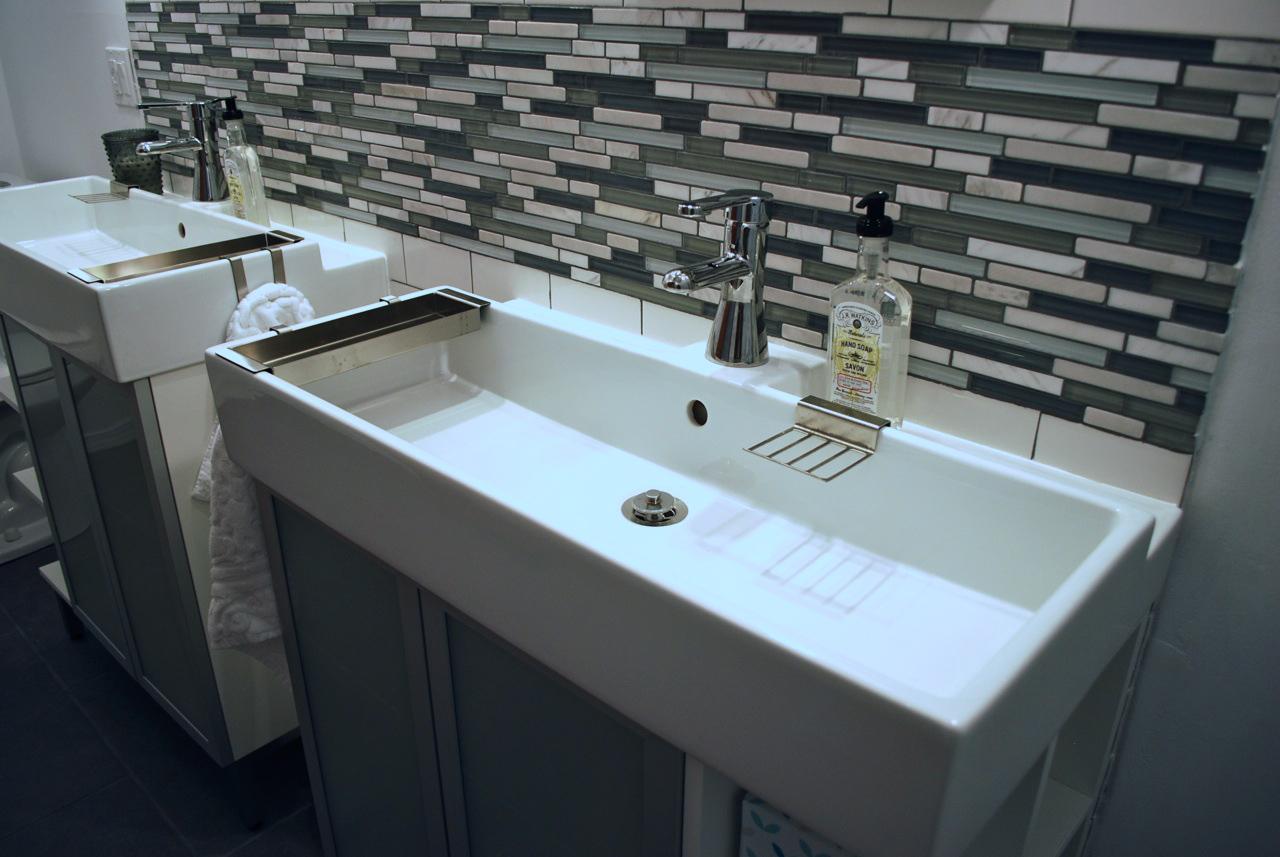 unique bathroom ideas pictures - Jen and Ink We Bought a Fixer Guest Bathroom Gut