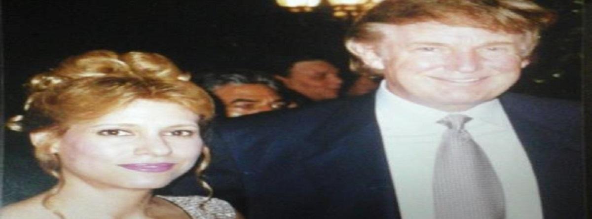 Candidata dominicana publica una foto Donald Trump