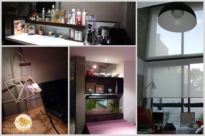 antes y despues mi living primera reforma detalles que suman a la decoracion atril mueble vajillero cortinas