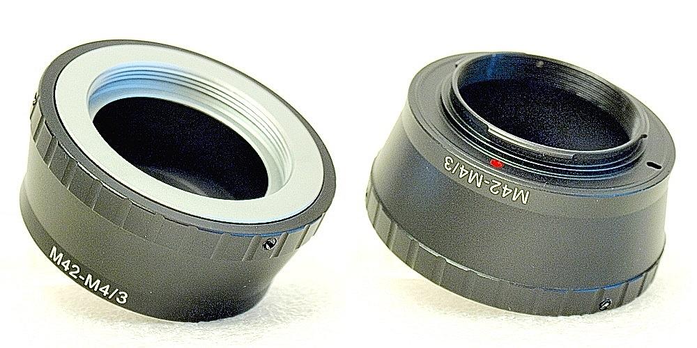M42 - Micro 4/3 Lens Adapter #001