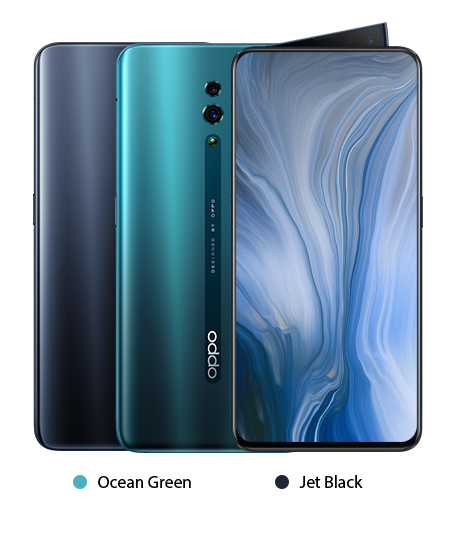 Oppo Reno 5G 6.4 Inch with Ultra Night Mode 48MP Super HD Camera