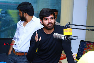 Sanjeev Chetana Uttej at Pichiga Nachav Song Launch at Radio Mirchi Pos  0029.jpg