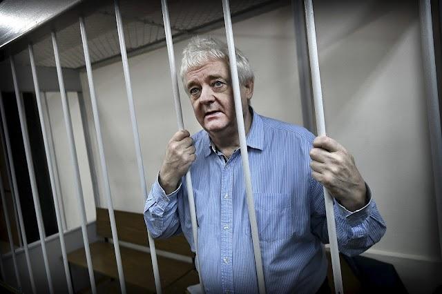 Kémkedésért 14 évre ítéltek egy norvég férfit Moszkvában