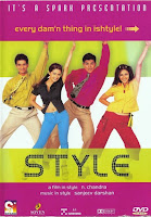 Style 2001 Full Movie 720p Hindi DVDRip With ESubs Download