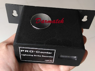 Jual PRO-Counter LSR-01 -- Lightning Strike Recorder
