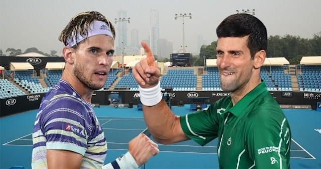 Djokovic vs Thiem