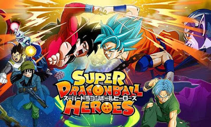 Dragon Ball Heroes Episódio 1