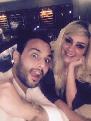 En photos: Manel Amara aurait-elle craqué pour Nour Chiba