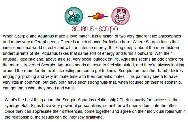 aquarius and scorpio gay relationship
