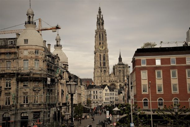 One day in Antwerp | Cathedral