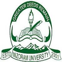 Mizoram University Result 2017