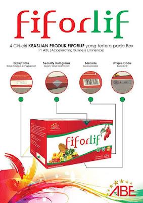 Ciri Fiforlif Asli Cirebon