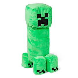 Minecraft Jay Franco Creeper Plush