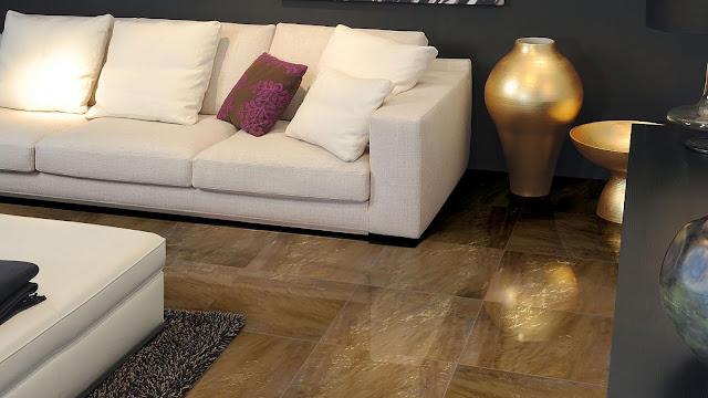 Comfort room tiles design ideas of Golden Eye series