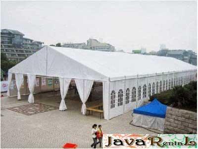 Penyewaan Tenda Roder - Jakarta