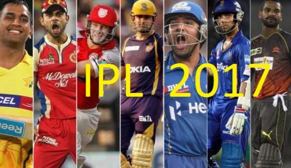IPL 10 Live Stream