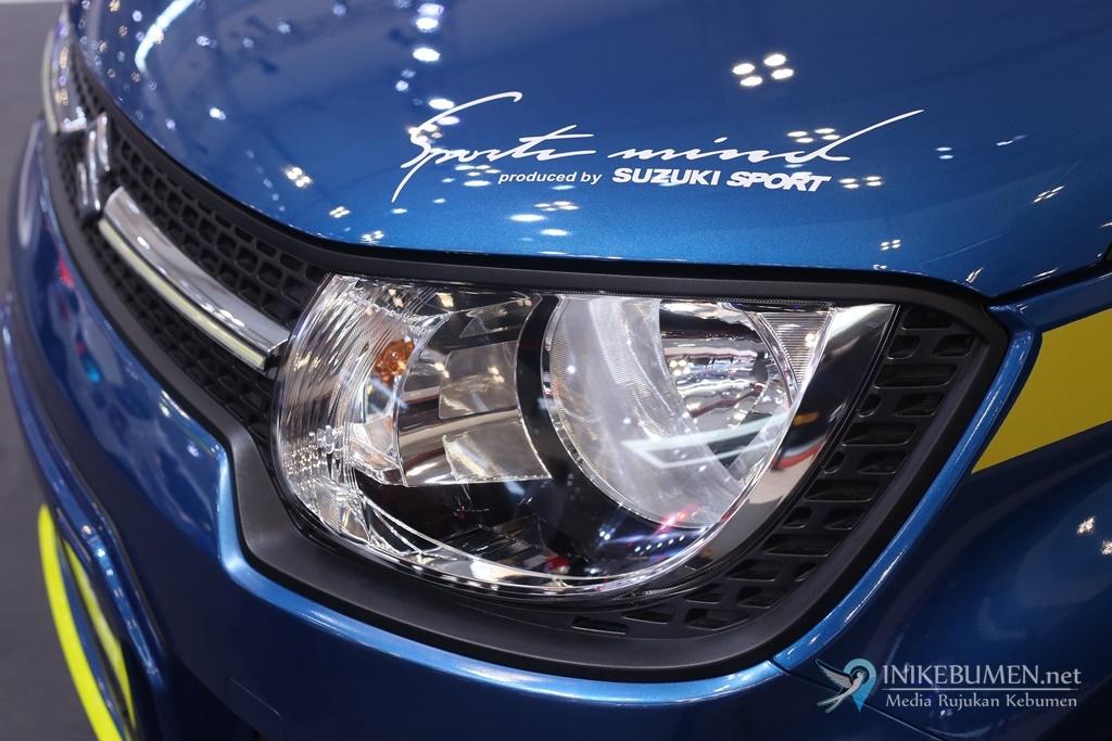 Ignis Raja City Car pada Semester Pertama 2018