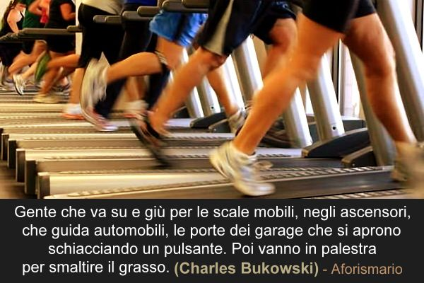 spesso Aforismario®: Palestra, Fitness e Ginnastica - Frasi ginniche QH93