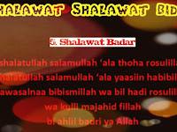 Redaksi Shalawat Dari Para Pemuka Wahhabi