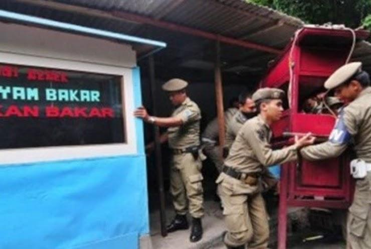 APKLI: Cukup Sudah PKL & Rakyat Kecil Menderita di Era Ahok