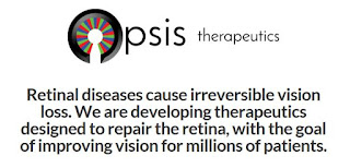 Opsis Therapeutics Determined To Restore Vision Loss From Retinal Diseases