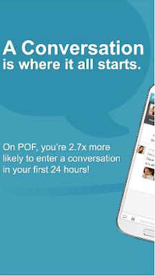 Pof free online dating site apk
