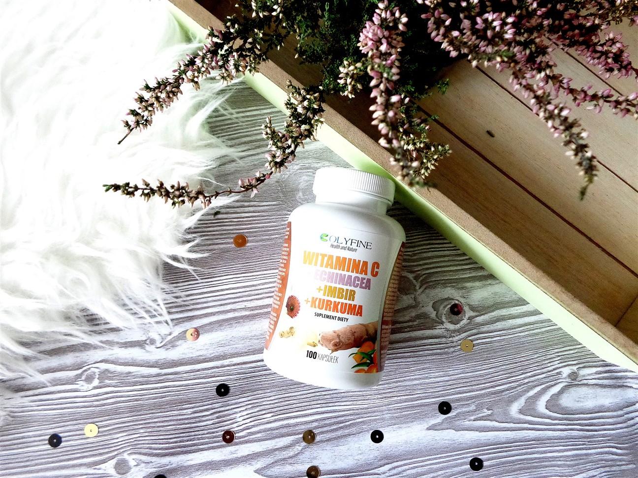 zdjęcie przestawiające witaminę C Colyfine