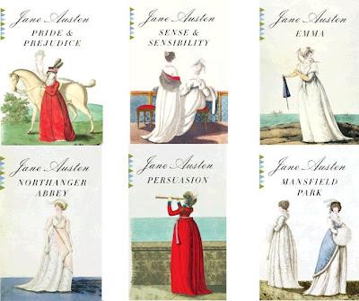 Best Jane Austen Novels