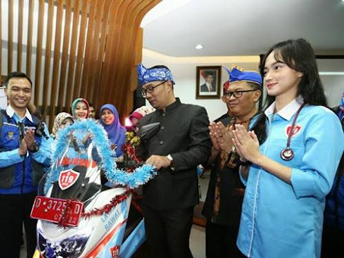 Dokter cantik Layad Rawat Kota Bandung