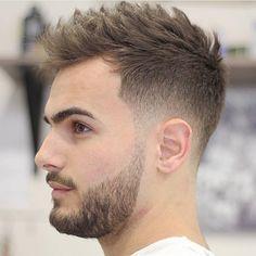 32 Gaya Model Potongan Rambut Pendek Pria/Cowo Style Terbaru