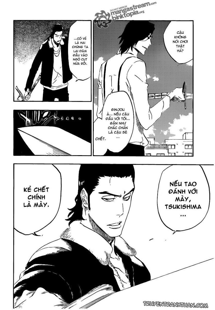 Bleach chapter 446 trang 6