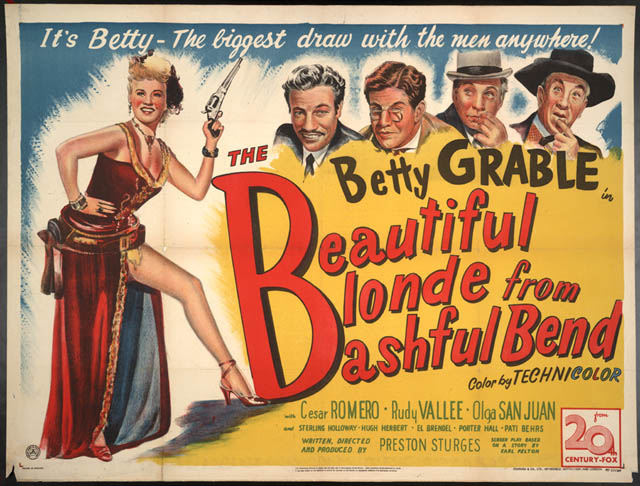 Beautiful Blonde From Bashful Bend 69