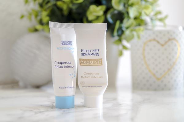 Couperose Relax intensiv Produkte
