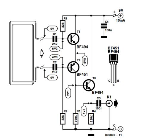 Antenna Handbook : Wideband Active Loop Antenna for