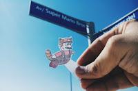 Avenida Super Mario Bros. - Redibujando Zaragoza.