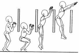 Voleibol.: Técnica (Bloqueo)