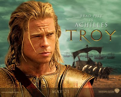 Troy 2004 movieloversreviews.filminspector.com Brad Pitt