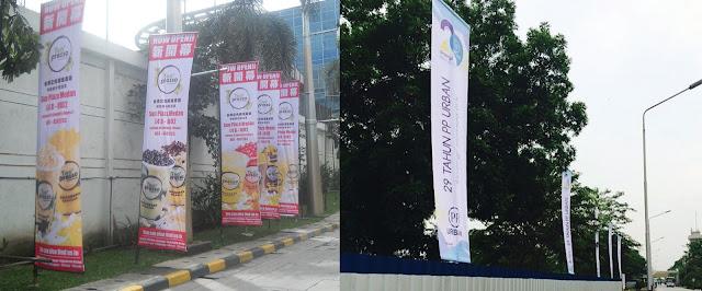 Cetak Bendera Murah atau Umbul Umbul Murah di Rawamangun Jakarta Timur