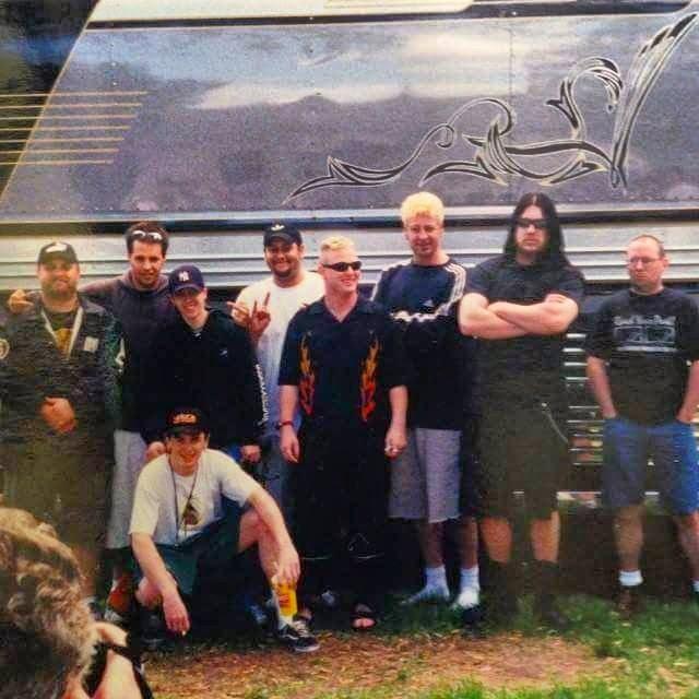 1999 Slipknot Unmasked