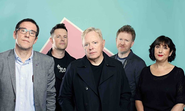 """Álbum de estreia do New Order, """"Movement"""", ganha remasterização"""