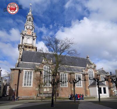 Amsterdam, Zuiderkerk