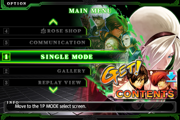 The King of Fighters Mod Apk v1.0.4