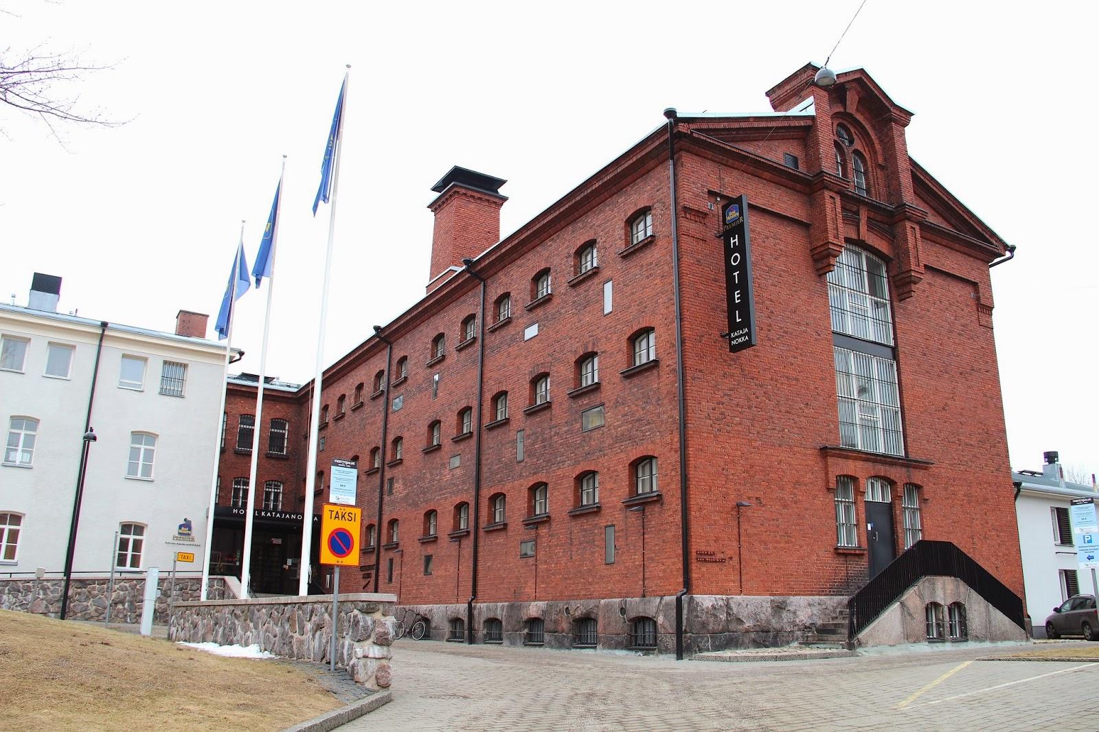 Katajanokka Helsinki Finland