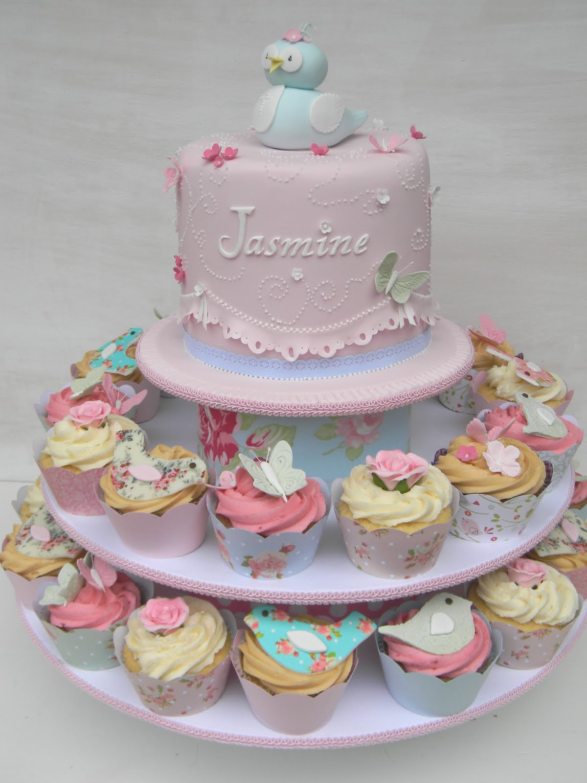 Goldilocks Cake Design For Christening : It s Written on the Wall: {Tutorial} Design your own ...