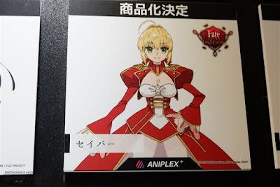 Novedades Aniplex y Amakuni en el Wonder Festival 2018 Winter