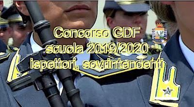 Concorsi pubblici GDF