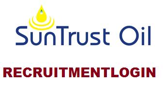 SunTrust Oil Company Nigeria Limited Recruitment Login 2018/2019   Registration Guidelines