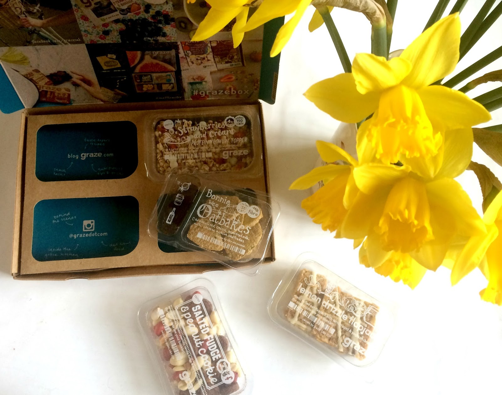 Graze.com review and discount code