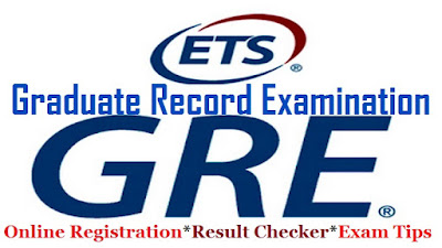 Graduate Record Examination - GRE